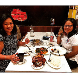 Instagram - Hello from our lovely Titas! 😍 #SizzlingFillo #SizzlingFilloDiners