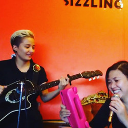 Instagram - #SFgotTalent Afternoon Jam with the #SizzlingFilloCrew