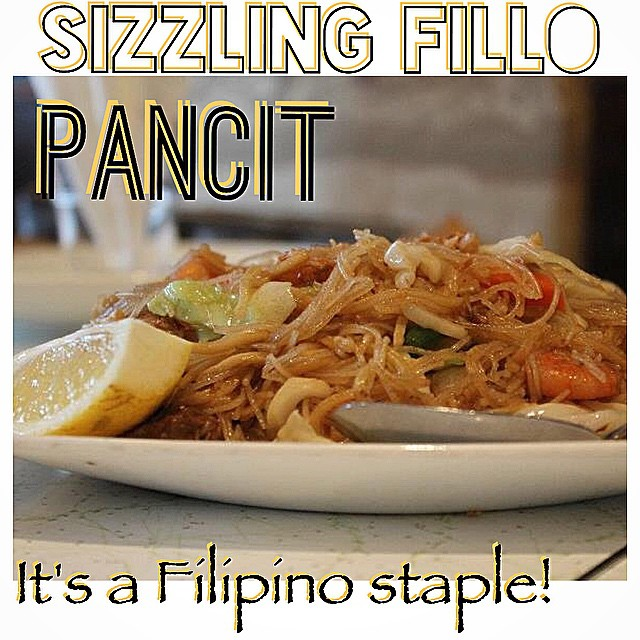 Instagram - #Filipino #Noodle Dish; #Pancit  A Filipino Staple, come try it at #