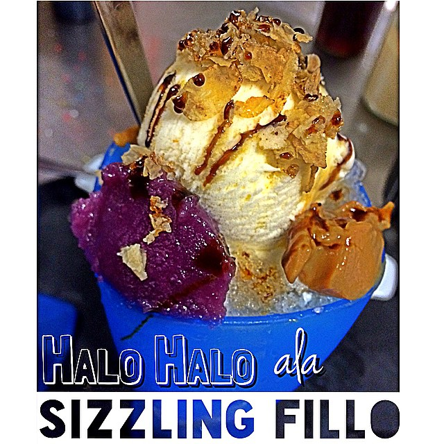 Instagram - #Dessert after a yummy #SizzlingFillo dinner?! #WhyNot?!! One of our