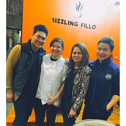 Facebook - #TheSinger #TheChef #TheShowHost  #TheFILOpreneur  #SizzlingFillo cre