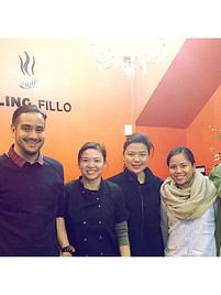 Instagram - #SizzlingFillo + #Pilyo = #S