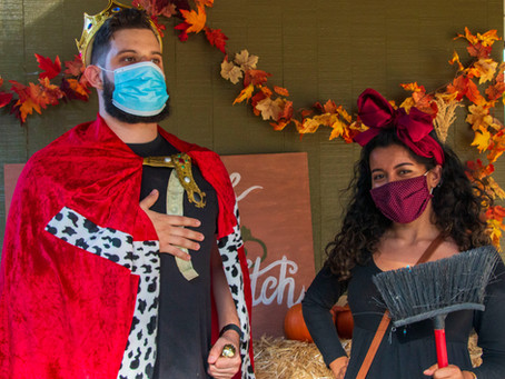 Friday's Halloween Skele-Fun Scavenger Hunt!