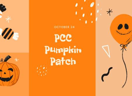 🎃 PCC Pumpkin Patch