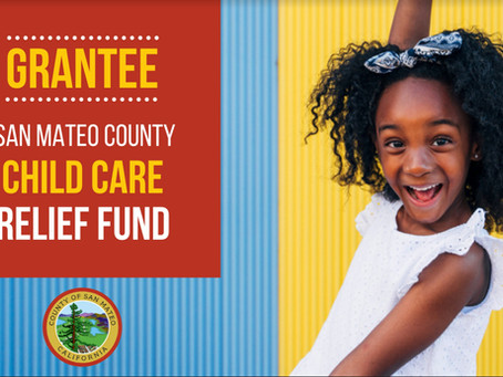Thank You Child Care Relief Fund!