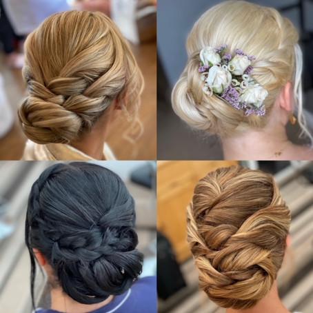 2021 Bridal hair favourites