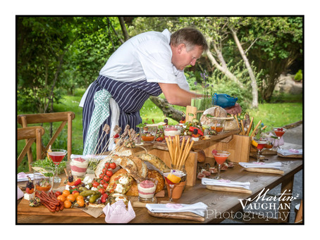 Mediterranean themed Feast