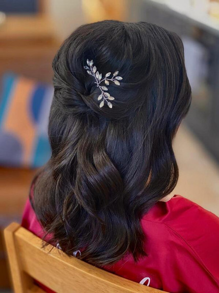 Hannah hair accessory