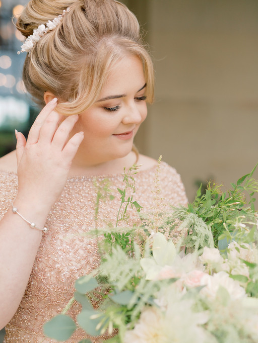 Brides big day