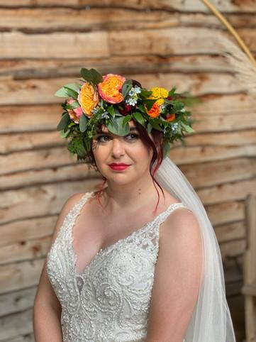 Boho Bridal Makeup