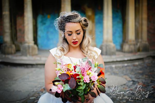 Vintage Bride North Wales