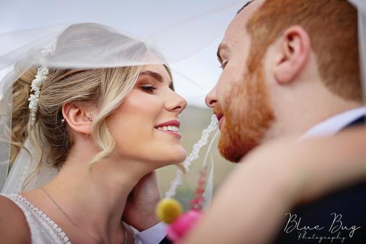 married kiss