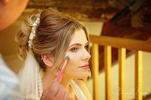 Bride Makeup North Wales