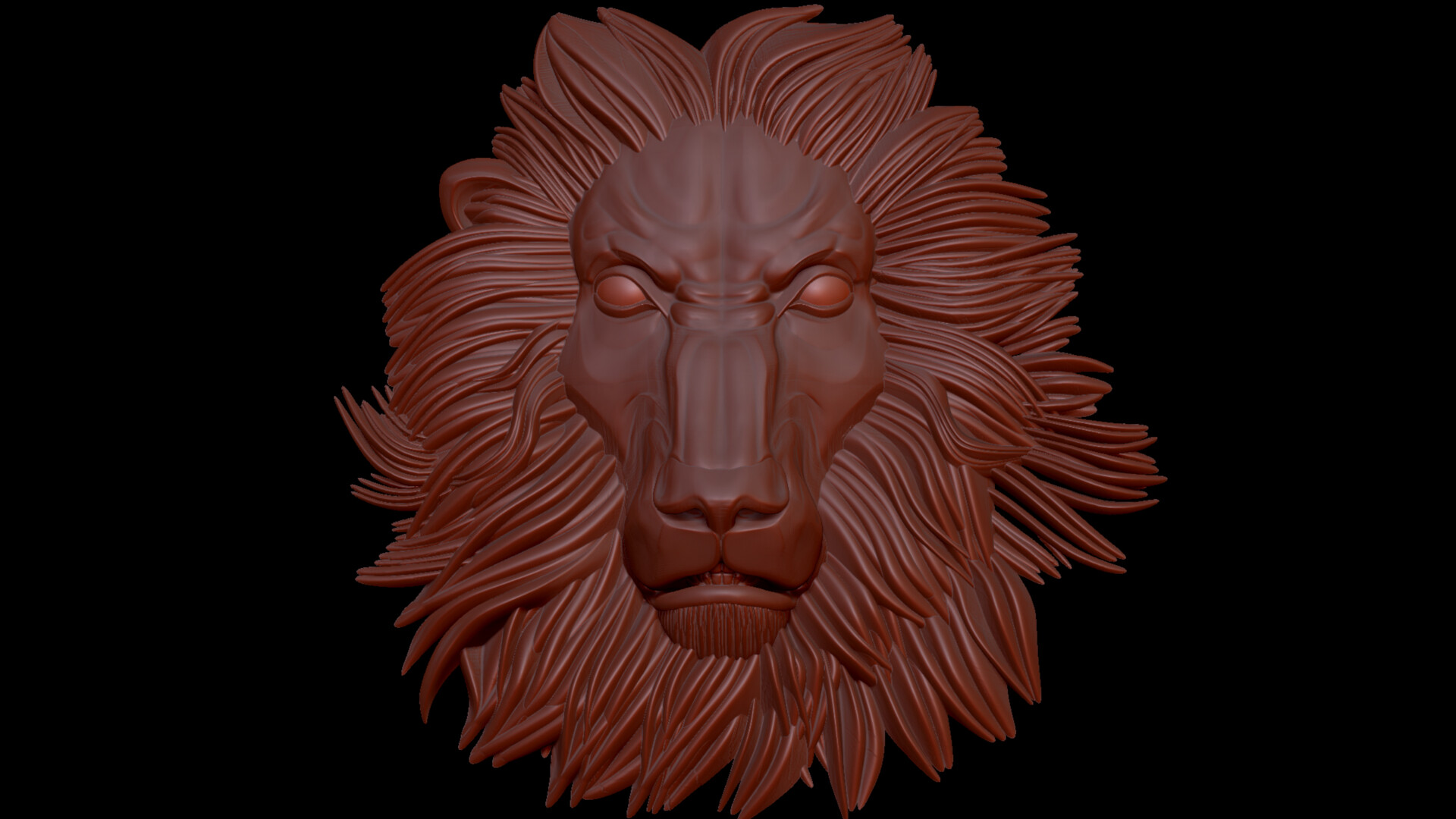 gareth-sibson-lion-face-sculpt-gareth-si