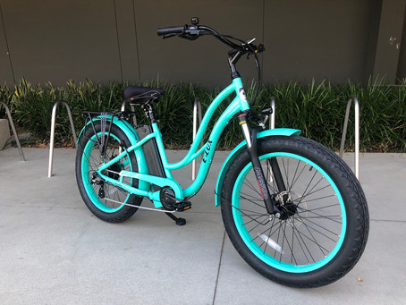 Are E-Bikes the Next Big Thing in Delivery?