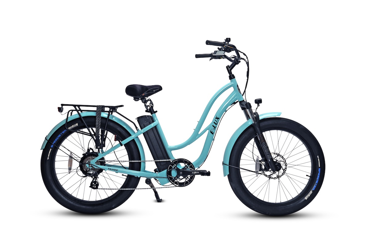 E-Lux Tahoe Stepthru GT Powder Blue