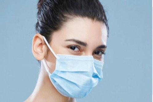 ATSM Level 1 Procedure Mask (100 Masks)