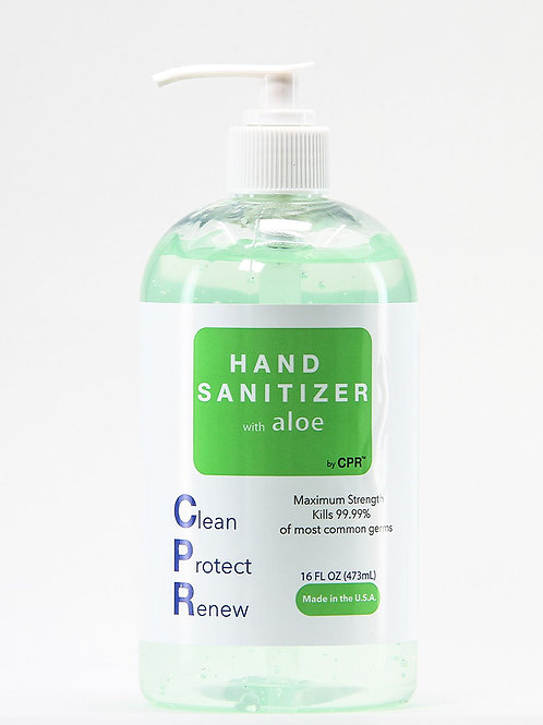 Antimicrobial Hand Sanitizer: Case of 24