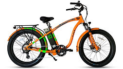 Reach Out World Wide Promotional E-Lux Bike Raffle