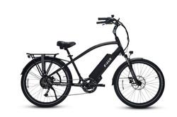 Malibu Gun Metal Electric Bike by