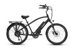 Malibu Matte Black Electric Bike by