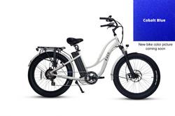 E-Lux Tahoe Stepthru GT Cobalt Blue