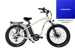 E-Lux Tahoe GT Cobalt Blue