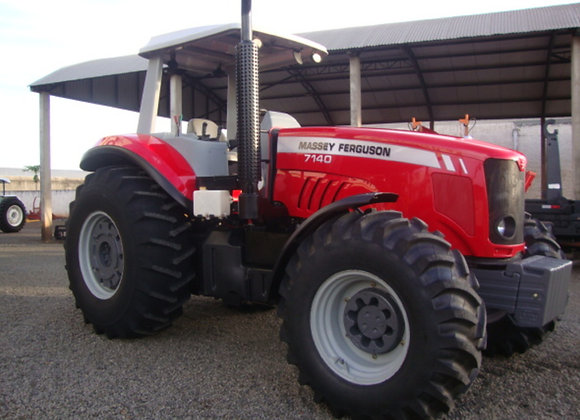 Trator MF 7140