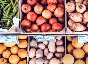 Fruits et légumes Primbio