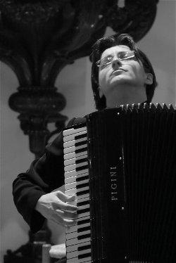 Merima Ključo - Akkordeon
