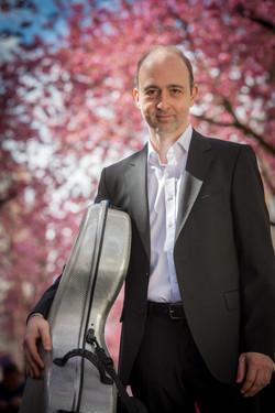 Grigory Alumyan, Violoncello
