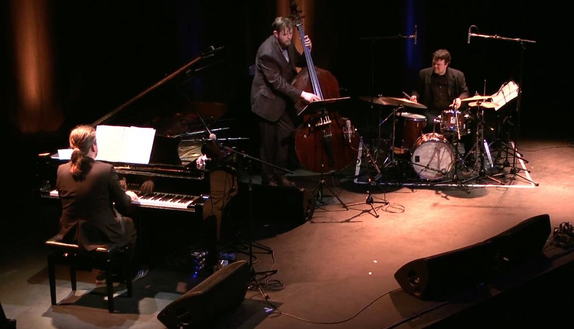 Oli Poppe Trio - Foto from Youtube