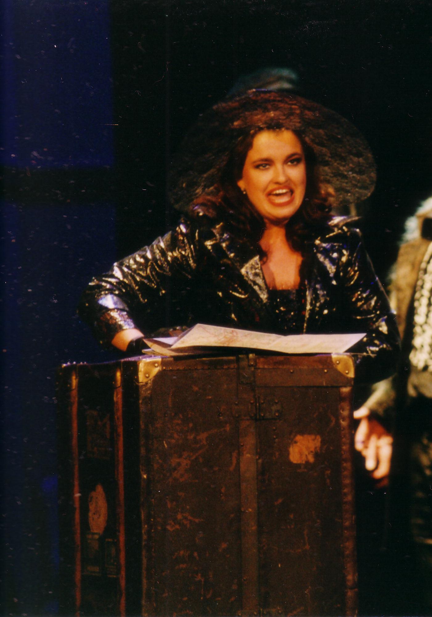Karla Bytnarová als Donna Elvira