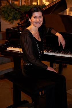Gabriella Brezóczki - Klavíristka