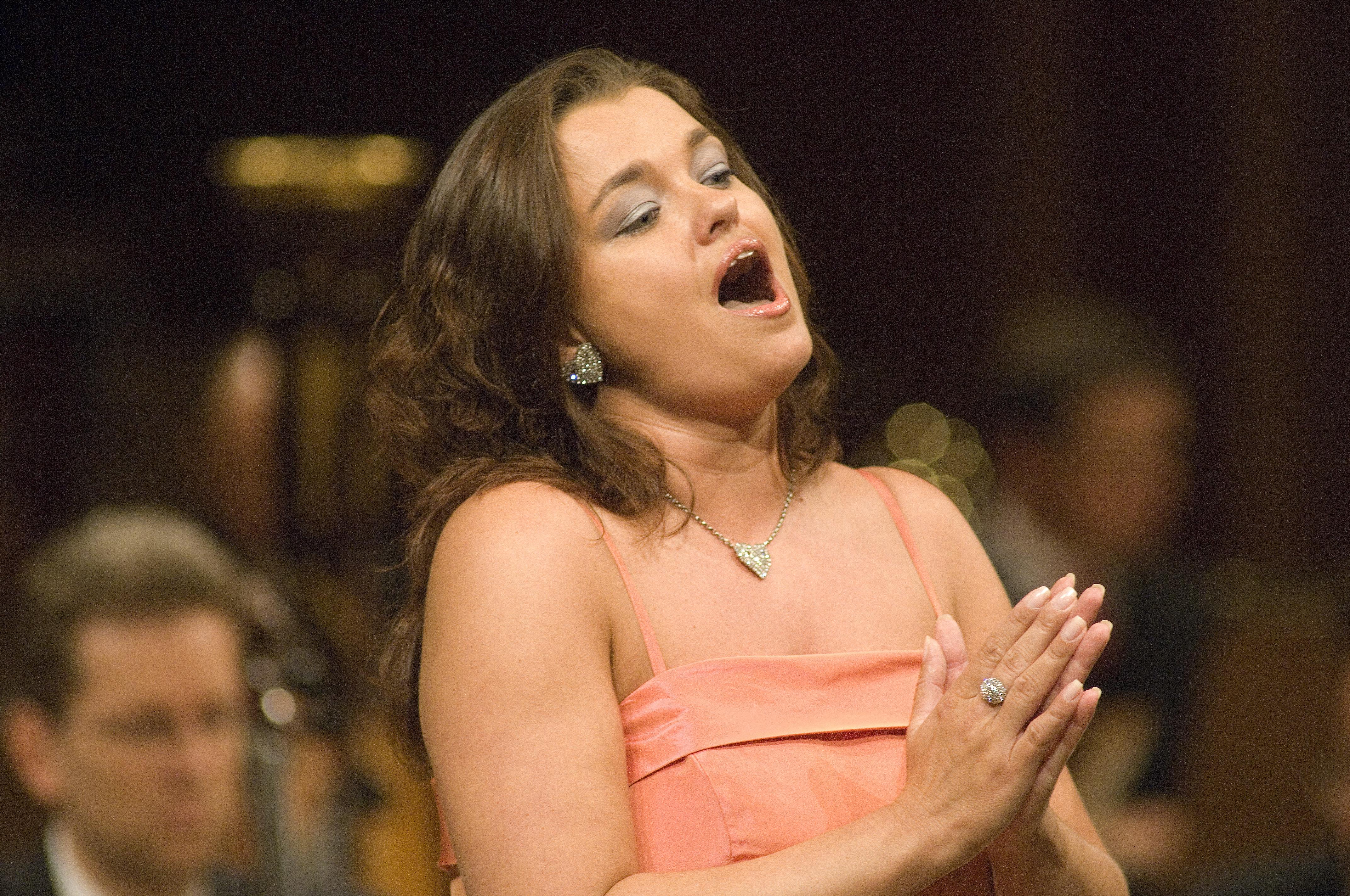 Karla Bytnarová Sopranistin