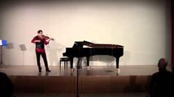 Vali Vasile Darnea - Violine