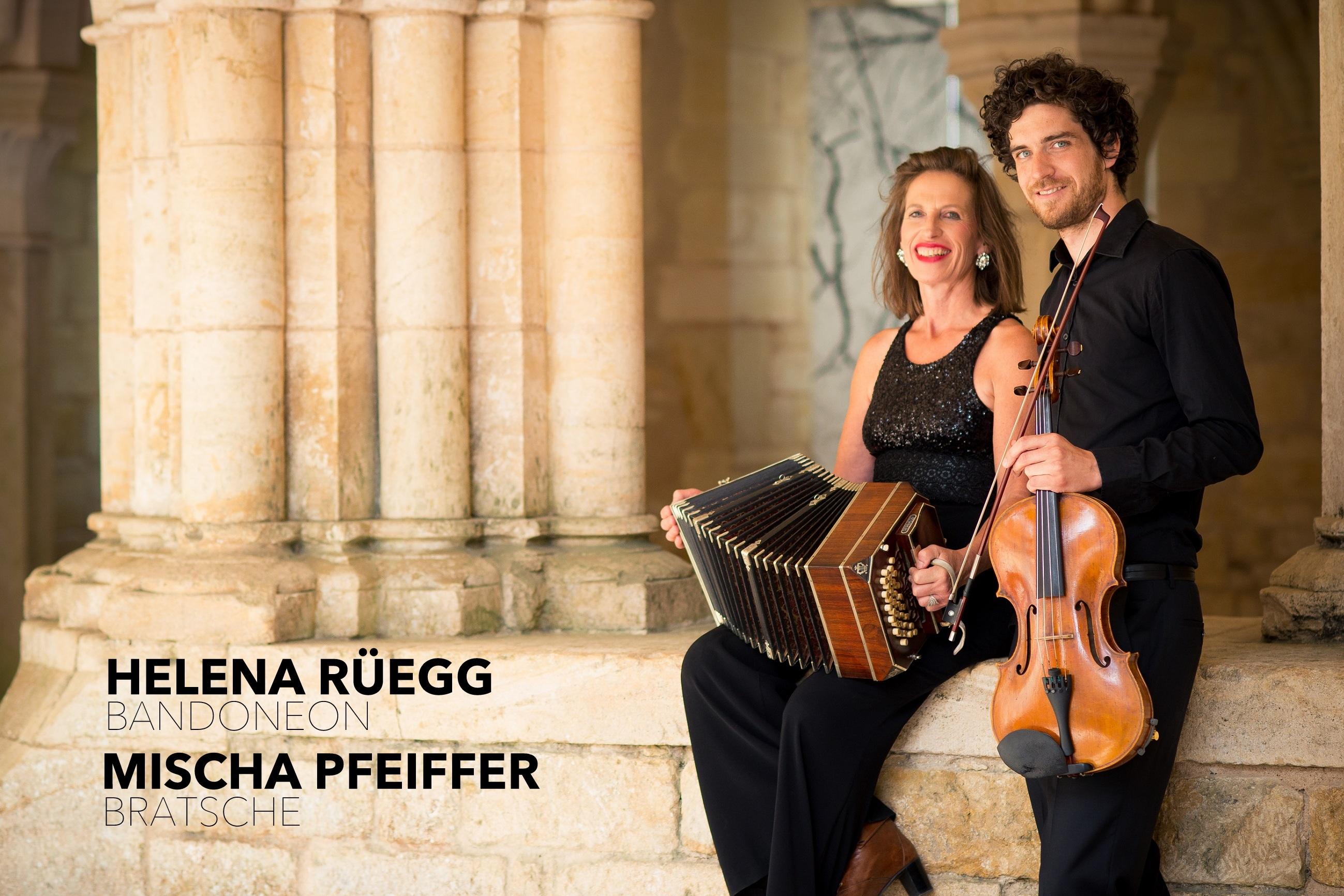 Helena Rüegg & Mischa Pfeiffer