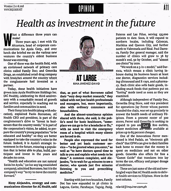 Inquirer Opinion