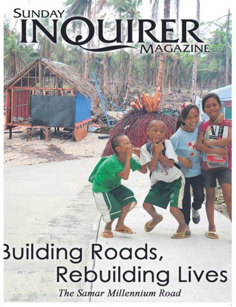 Sunday Inquirer Magazine cover story