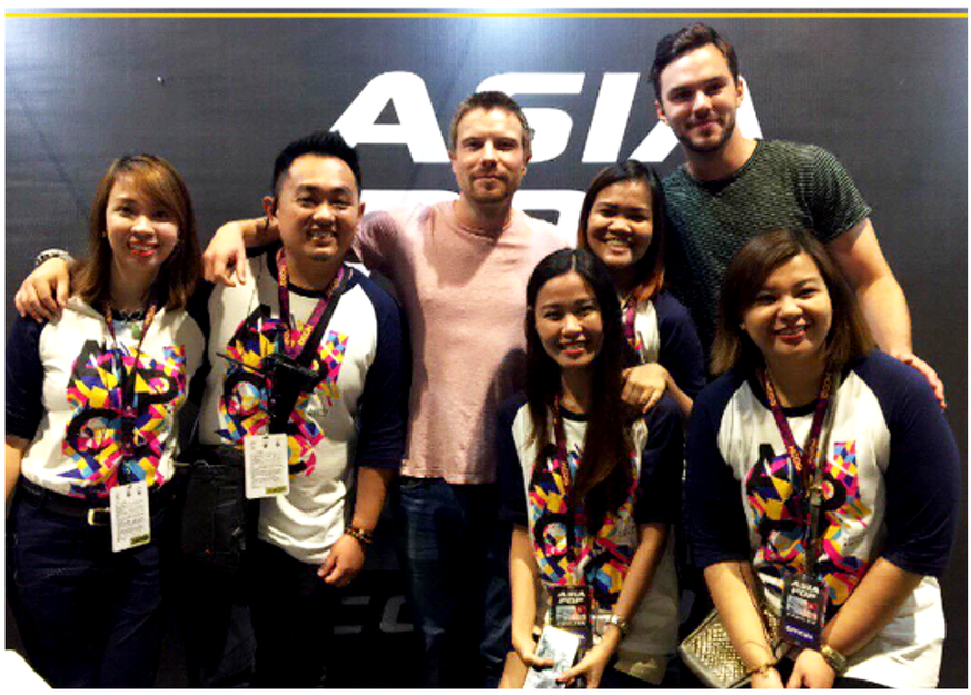 AsiaPOP Comicon event at SMX