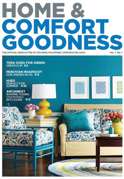 Home & Comfort Goodness Newsletter