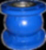 Silent hec valve