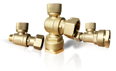 WATER METER VALVE - INVIOLABLE