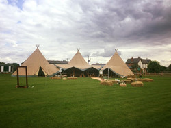 Stephen & Katy Elite Tents