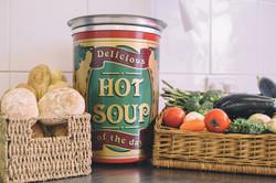 Homemade V&S Soup