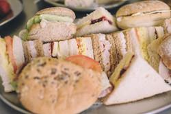 Sandwich Platter V&S