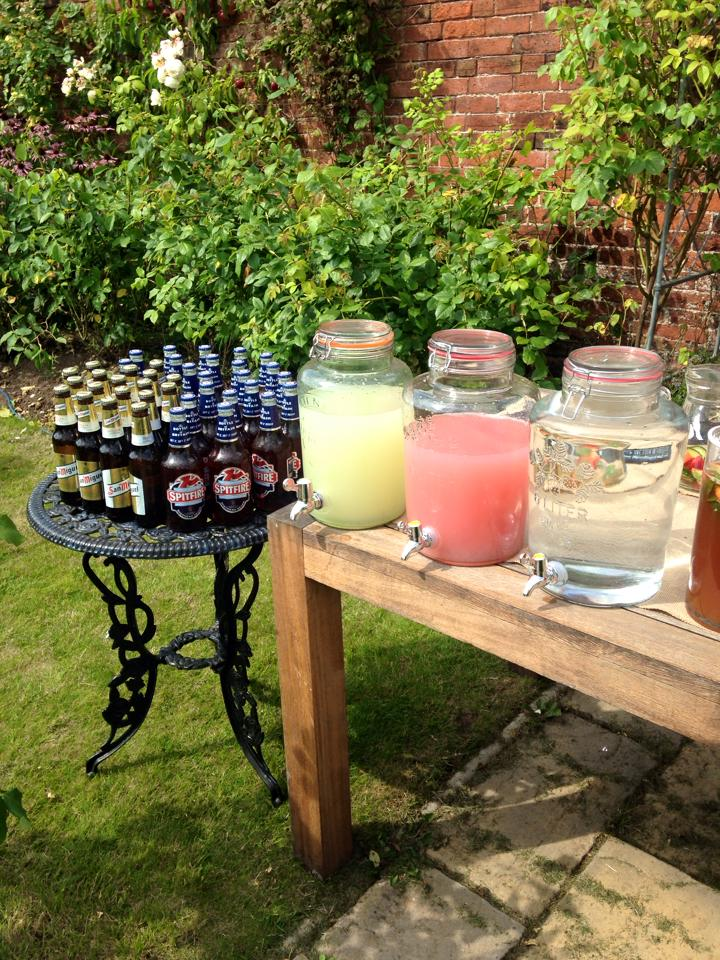 Kilner Drinks Reception