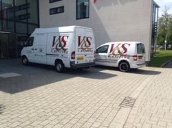 Refrigerated Delivery Vehicles V&S