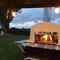 Evening Wood Fired Pizza