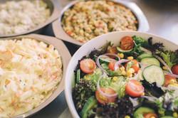 Freshly Made Salads V&S